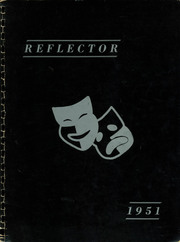 1951 Edition, Caribou High School - Reflector Yearbook (Caribou, ME)