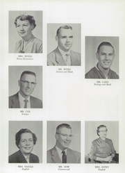 Page 11, 1958 Edition, Caribou High School - Reflector Yearbook (Caribou, ME) online yearbook collection