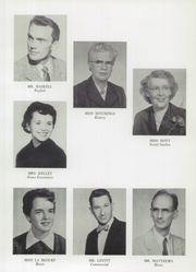 Page 13, 1958 Edition, Caribou High School - Reflector Yearbook (Caribou, ME) online yearbook collection