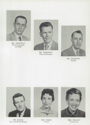 Page 15, 1958 Edition, Caribou High School - Reflector Yearbook (Caribou, ME) online yearbook collection