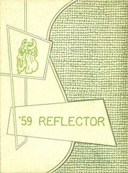 1959 Edition, Caribou High School - Reflector Yearbook (Caribou, ME)