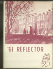 1961 Edition, Caribou High School - Reflector Yearbook (Caribou, ME)