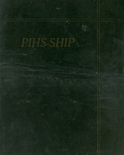 Page 1, 1932 Edition, Presque Isle High School - Ship Yearbook (Presque Isle, ME) online yearbook collection