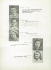 Page 10, 1949 Edition, Presque Isle High School - Ship Yearbook (Presque Isle, ME) online yearbook collection
