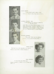 Page 12, 1949 Edition, Presque Isle High School - Ship Yearbook (Presque Isle, ME) online yearbook collection