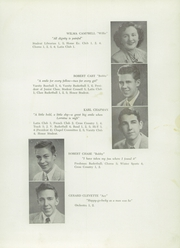 Page 13, 1949 Edition, Presque Isle High School - Ship Yearbook (Presque Isle, ME) online yearbook collection