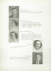 Page 14, 1949 Edition, Presque Isle High School - Ship Yearbook (Presque Isle, ME) online yearbook collection