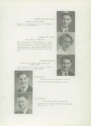 Page 15, 1949 Edition, Presque Isle High School - Ship Yearbook (Presque Isle, ME) online yearbook collection