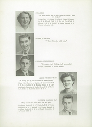 Page 16, 1949 Edition, Presque Isle High School - Ship Yearbook (Presque Isle, ME) online yearbook collection