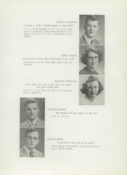 Page 17, 1949 Edition, Presque Isle High School - Ship Yearbook (Presque Isle, ME) online yearbook collection