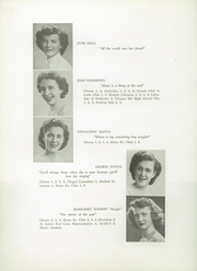 Page 18, 1949 Edition, Presque Isle High School - Ship Yearbook (Presque Isle, ME) online yearbook collection