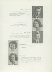 Page 19, 1949 Edition, Presque Isle High School - Ship Yearbook (Presque Isle, ME) online yearbook collection