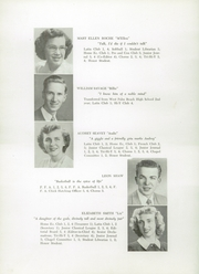 Page 26, 1949 Edition, Presque Isle High School - Ship Yearbook (Presque Isle, ME) online yearbook collection