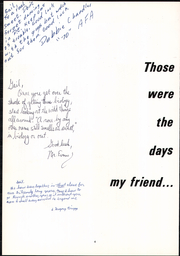 Page 8, 1970 Edition, Presque Isle High School - Ship Yearbook (Presque Isle, ME) online yearbook collection