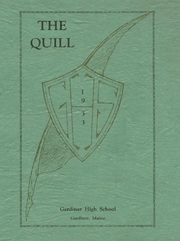 Gardiner Area High School - Quill Yearbook (Gardiner, ME) online yearbook collection, 1933 Edition, Page 1