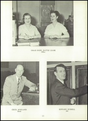 Page 15, 1958 Edition, Morse High School - Clipper Yearbook (Bath, ME) online yearbook collection