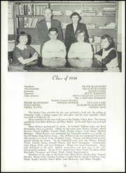 Page 16, 1958 Edition, Morse High School - Clipper Yearbook (Bath, ME) online yearbook collection