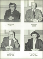Page 8, 1958 Edition, Morse High School - Clipper Yearbook (Bath, ME) online yearbook collection