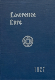 Page 1, 1927 Edition, Lawrence High School - Diary Yearbook (Fairfield, ME) online yearbook collection