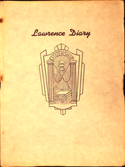 Page 1, 1943 Edition, Lawrence High School - Diary Yearbook (Fairfield, ME) online yearbook collection
