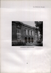 Page 14, 1943 Edition, Lawrence High School - Diary Yearbook (Fairfield, ME) online yearbook collection