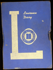 Page 1, 1945 Edition, Lawrence High School - Diary Yearbook (Fairfield, ME) online yearbook collection