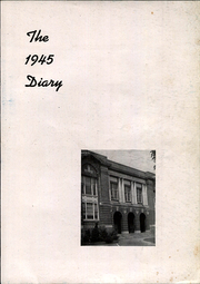 Page 3, 1945 Edition, Lawrence High School - Diary Yearbook (Fairfield, ME) online yearbook collection