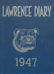 Page 1, 1947 Edition, Lawrence High School - Diary Yearbook (Fairfield, ME) online yearbook collection