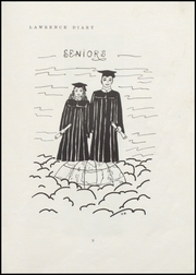 Page 11, 1947 Edition, Lawrence High School - Diary Yearbook (Fairfield, ME) online yearbook collection