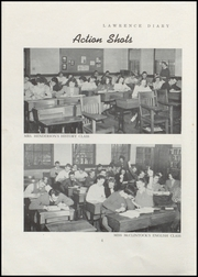 Page 6, 1947 Edition, Lawrence High School - Diary Yearbook (Fairfield, ME) online yearbook collection