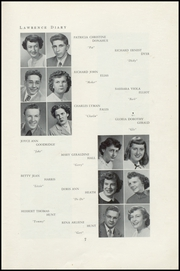 Page 9, 1950 Edition, Lawrence High School - Diary Yearbook (Fairfield, ME) online yearbook collection