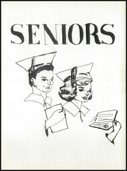 Page 11, 1957 Edition, Lawrence High School - Diary Yearbook (Fairfield, ME) online yearbook collection