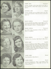 Page 14, 1957 Edition, Lawrence High School - Diary Yearbook (Fairfield, ME) online yearbook collection