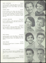 Page 15, 1957 Edition, Lawrence High School - Diary Yearbook (Fairfield, ME) online yearbook collection