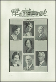 Page 14, 1932 Edition, Edward Little High School - Oracle Yearbook (Auburn, ME) online yearbook collection