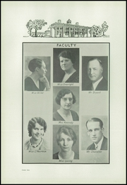Page 16, 1932 Edition, Edward Little High School - Oracle Yearbook (Auburn, ME) online yearbook collection