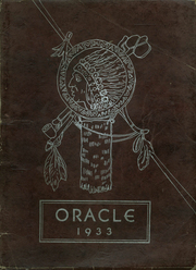 Page 1, 1933 Edition, Edward Little High School - Oracle Yearbook (Auburn, ME) online yearbook collection