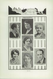 Page 14, 1933 Edition, Edward Little High School - Oracle Yearbook (Auburn, ME) online yearbook collection