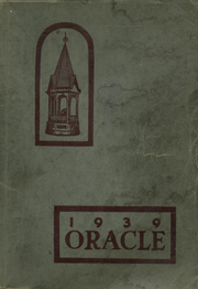 Page 1, 1939 Edition, Edward Little High School - Oracle Yearbook (Auburn, ME) online yearbook collection