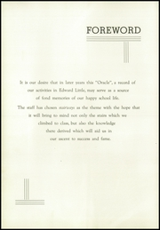Page 10, 1941 Edition, Edward Little High School - Oracle Yearbook (Auburn, ME) online yearbook collection
