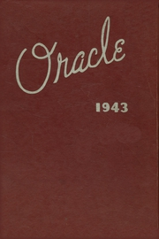 1943 Edition, Edward Little High School - Oracle Yearbook (Auburn, ME)