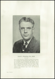 Page 16, 1947 Edition, Edward Little High School - Oracle Yearbook (Auburn, ME) online yearbook collection
