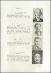 Page 17, 1947 Edition, Edward Little High School - Oracle Yearbook (Auburn, ME) online yearbook collection