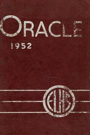 Page 1, 1952 Edition, Edward Little High School - Oracle Yearbook (Auburn, ME) online yearbook collection