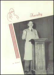 Page 11, 1952 Edition, Edward Little High School - Oracle Yearbook (Auburn, ME) online yearbook collection