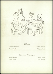 Page 4, 1952 Edition, Edward Little High School - Oracle Yearbook (Auburn, ME) online yearbook collection