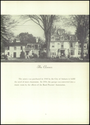 Page 5, 1952 Edition, Edward Little High School - Oracle Yearbook (Auburn, ME) online yearbook collection