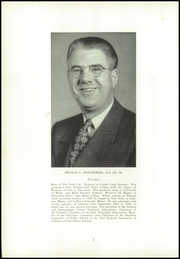 Page 6, 1954 Edition, Edward Little High School - Oracle Yearbook (Auburn, ME) online yearbook collection