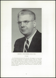 Page 14, 1959 Edition, Edward Little High School - Oracle Yearbook (Auburn, ME) online yearbook collection