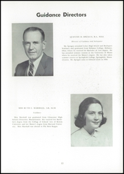 Page 15, 1959 Edition, Edward Little High School - Oracle Yearbook (Auburn, ME) online yearbook collection